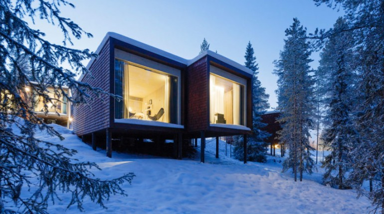 Studio-Puisto-Have-Designed-a-Stunning-and-Incredibly-Unique-Hotel-in-Rovaniemi-Finland